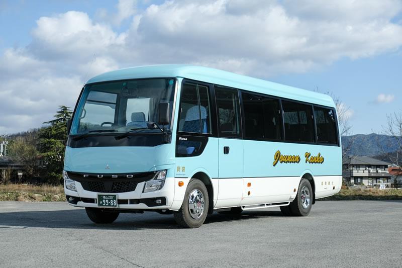 Micro bus(shuttle bus)