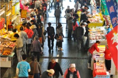 Karatsu Market